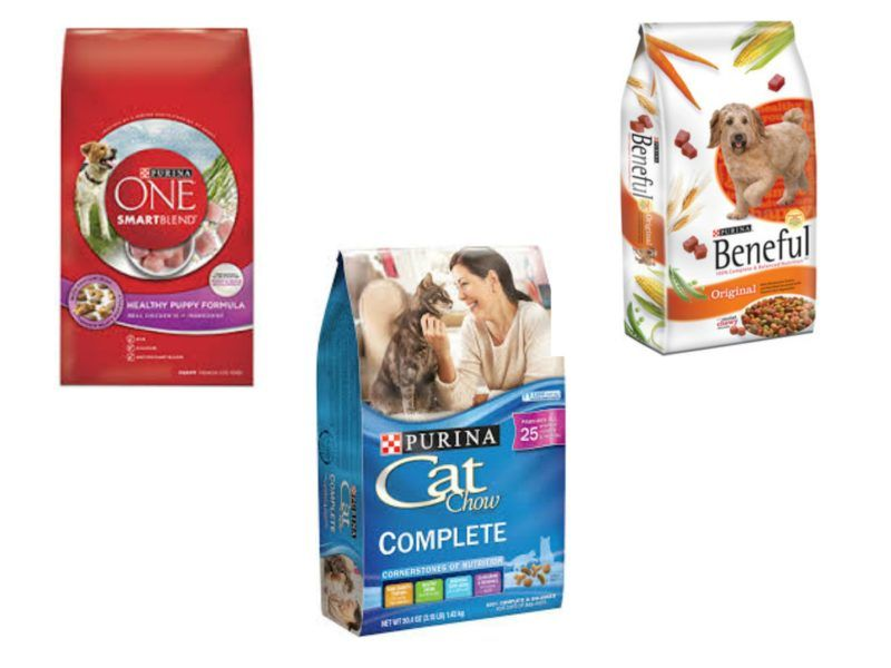 Stock Up Purina Dog And Cat Food As Low As 6 60 Per Bag At