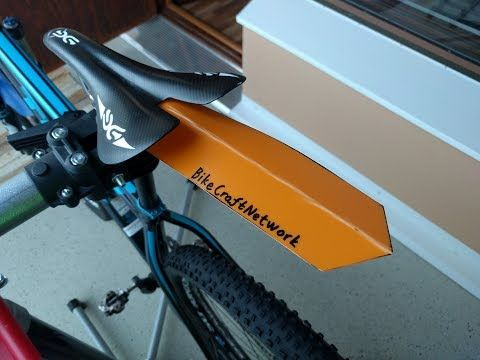 Original Ass Saver Road Bike Rear Mudguard