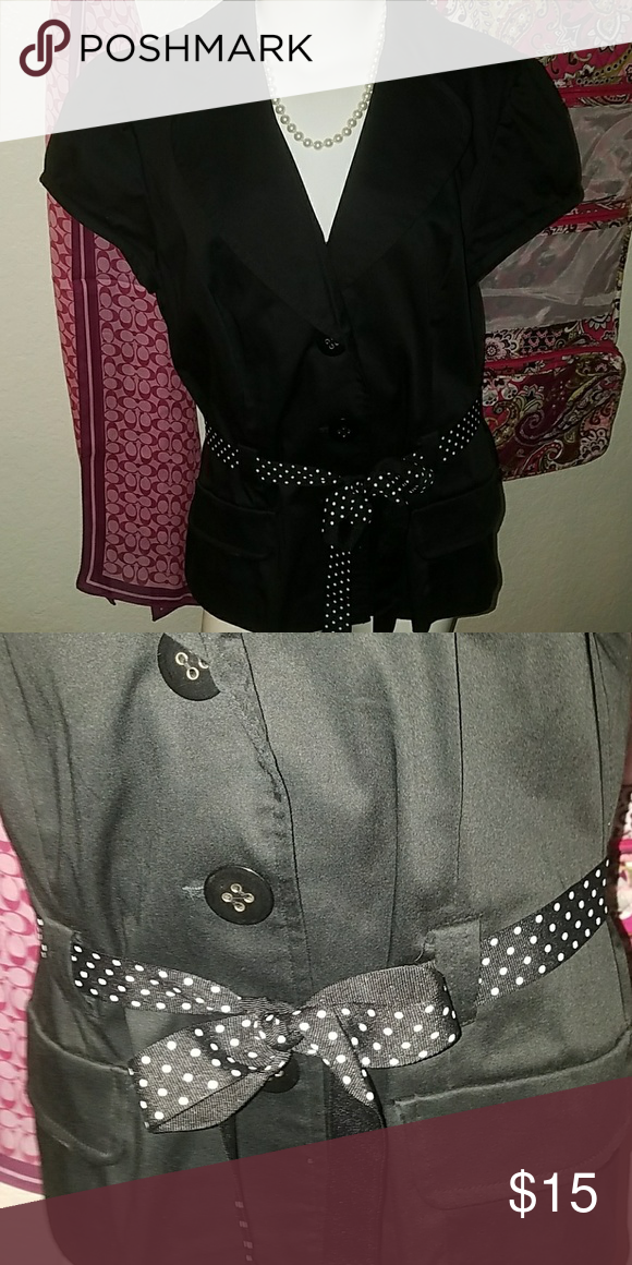 Fashion Top Like new an excellent condition ladies fashion top from Dress Barn Dress Barn Tops Blouses