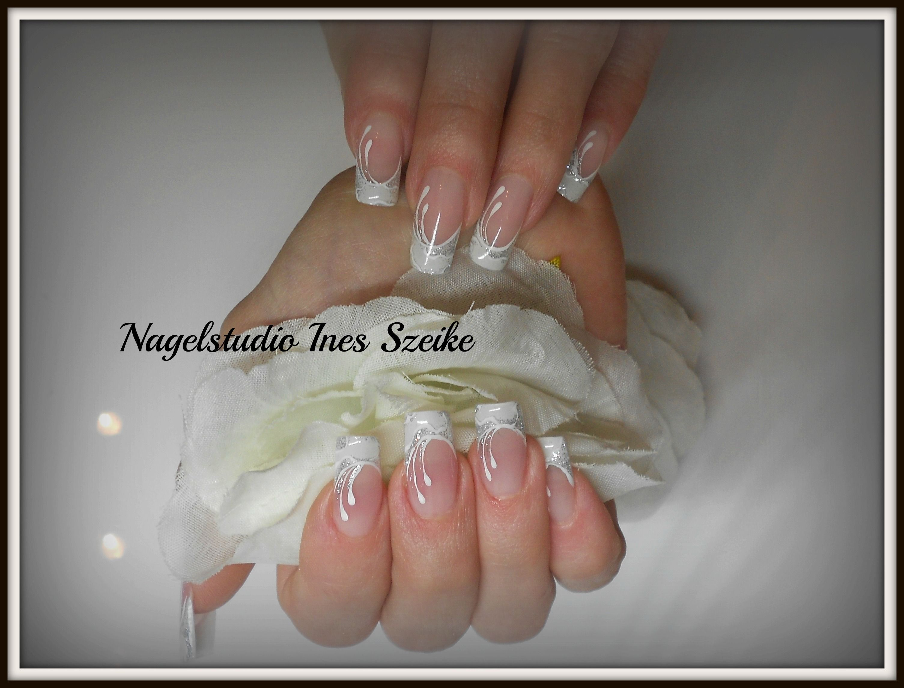 Nails by Ines Szeike from www.nageldesign-galerie.de | Nail Art ...