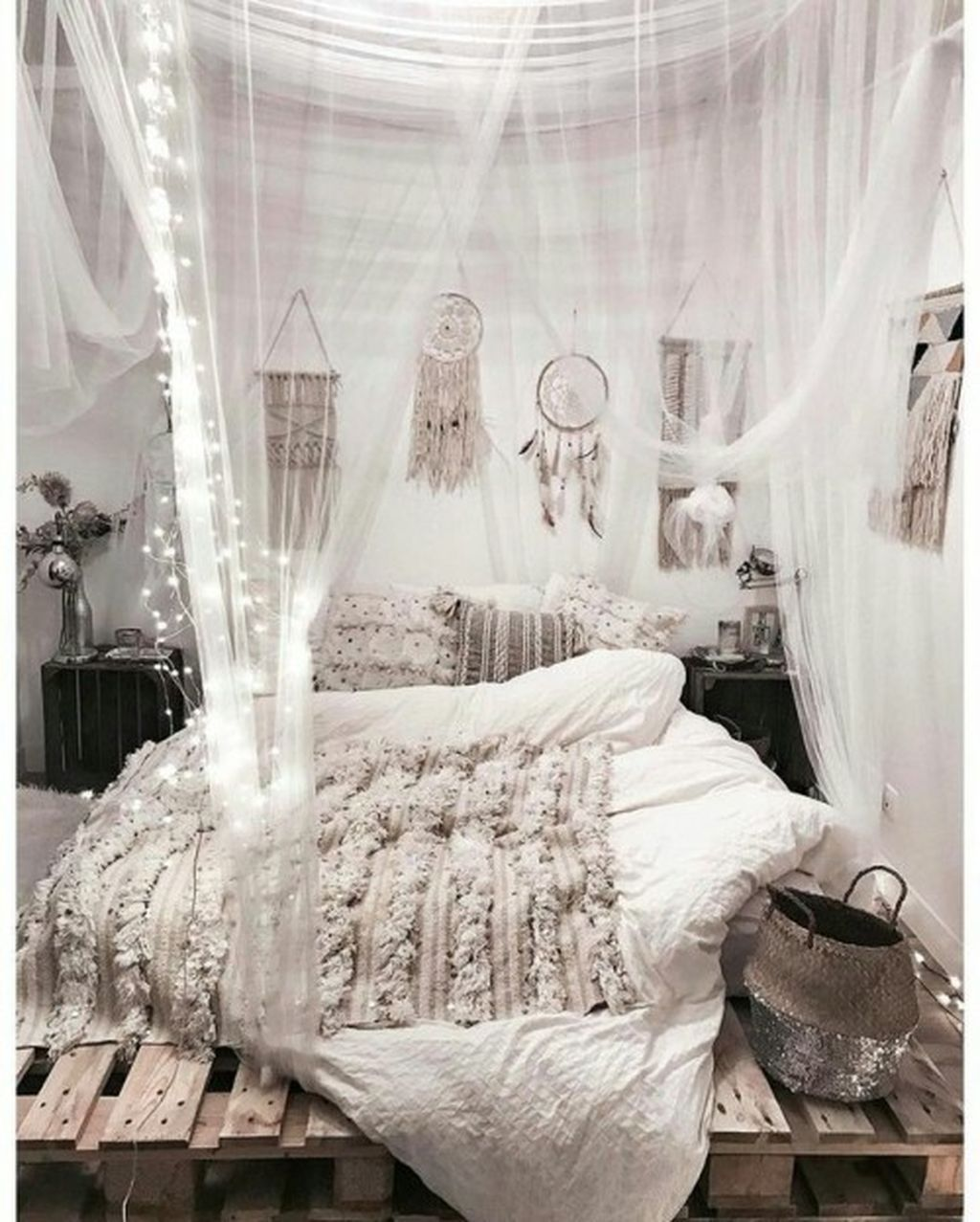 Nice 50 Easy Diy Bohemian Bedroom Decoration Ideas. More At  Https://homedecorizz