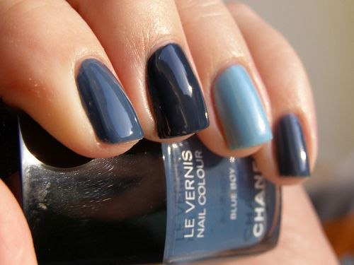 Love This Color Gradient Look For Fall Nail Ideas
