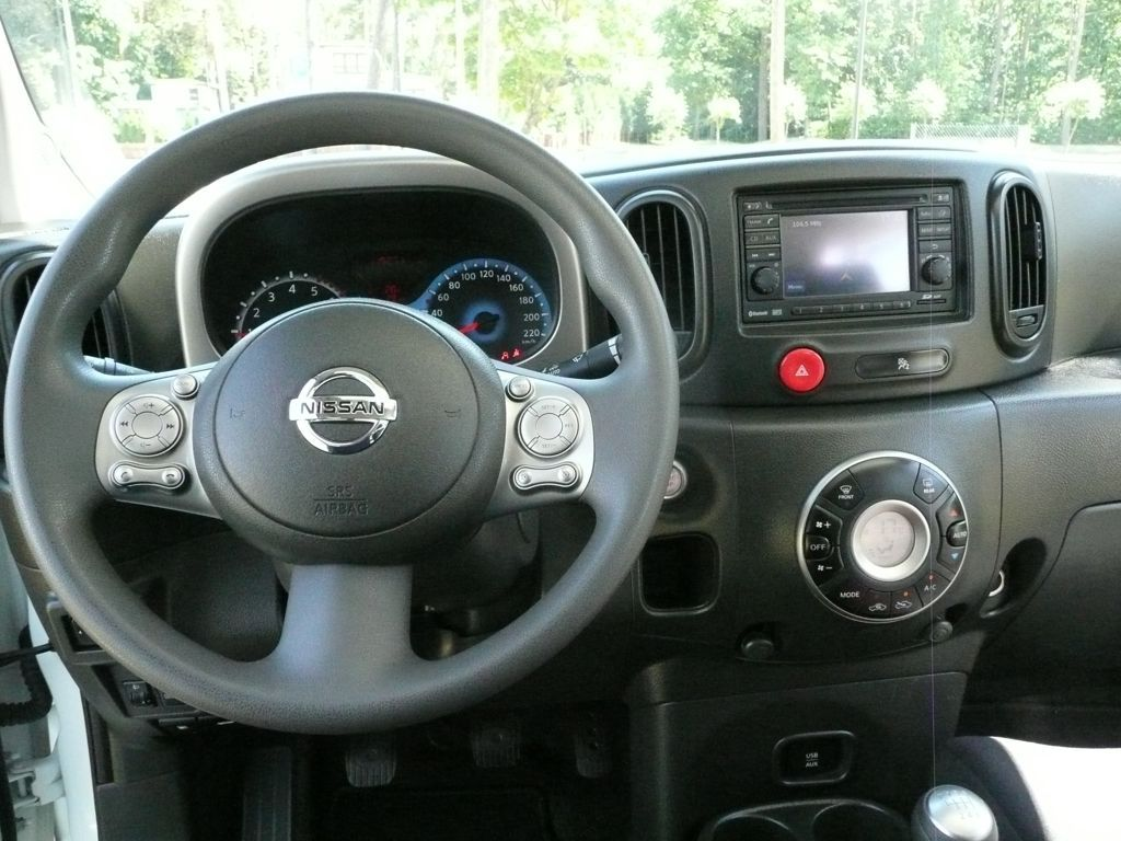 Bialutka Perlowa Lalunia Nissan Cube Cudo Piekny 7375581353 Oficjalne Archiwum Allegro Nissan Steering Wheel Cube