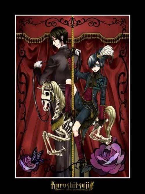 Darkness Kuroshitsuji on DVD CDJapan Articles Archive
