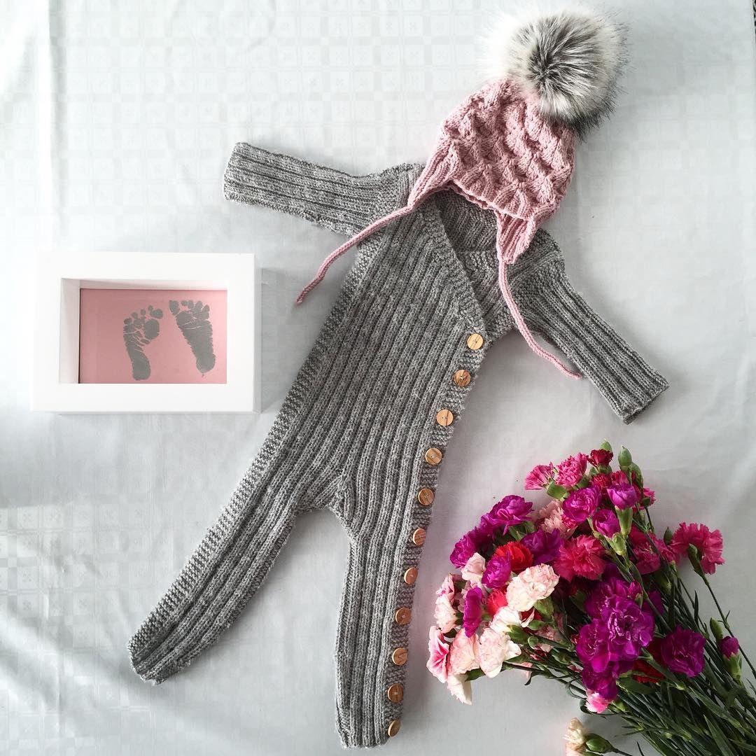 Fantastisk fin fødselsgave fra jentene i strikkeklubben; en herlig…