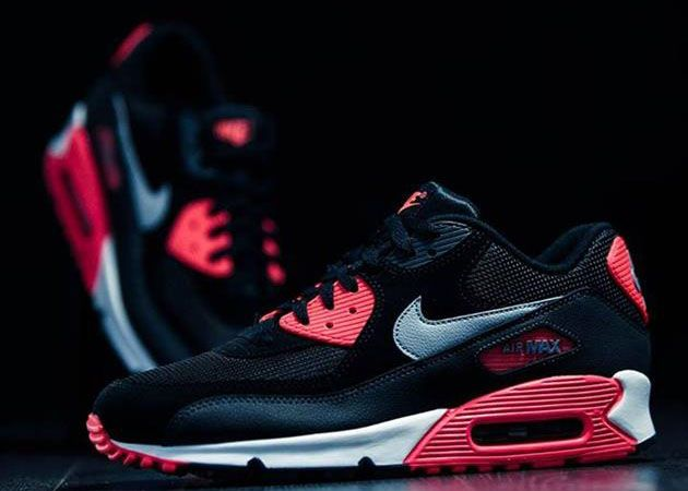 new concept e7e5e 6b074 Nike Air Max 90 Essential Infrared 3