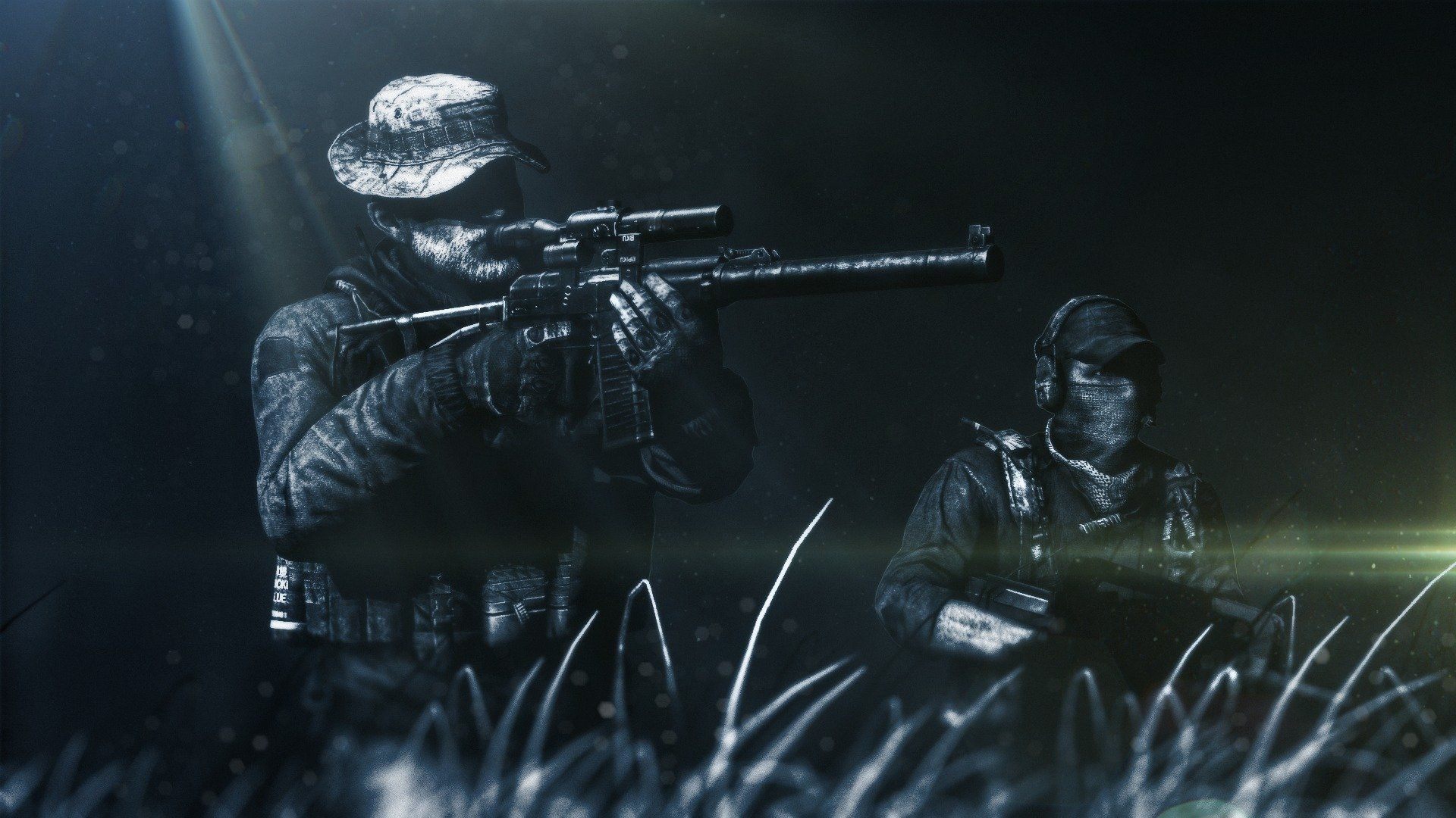 Call Of Duty Cod Captain Price Sas Hd Wallpaper Call Of Duty