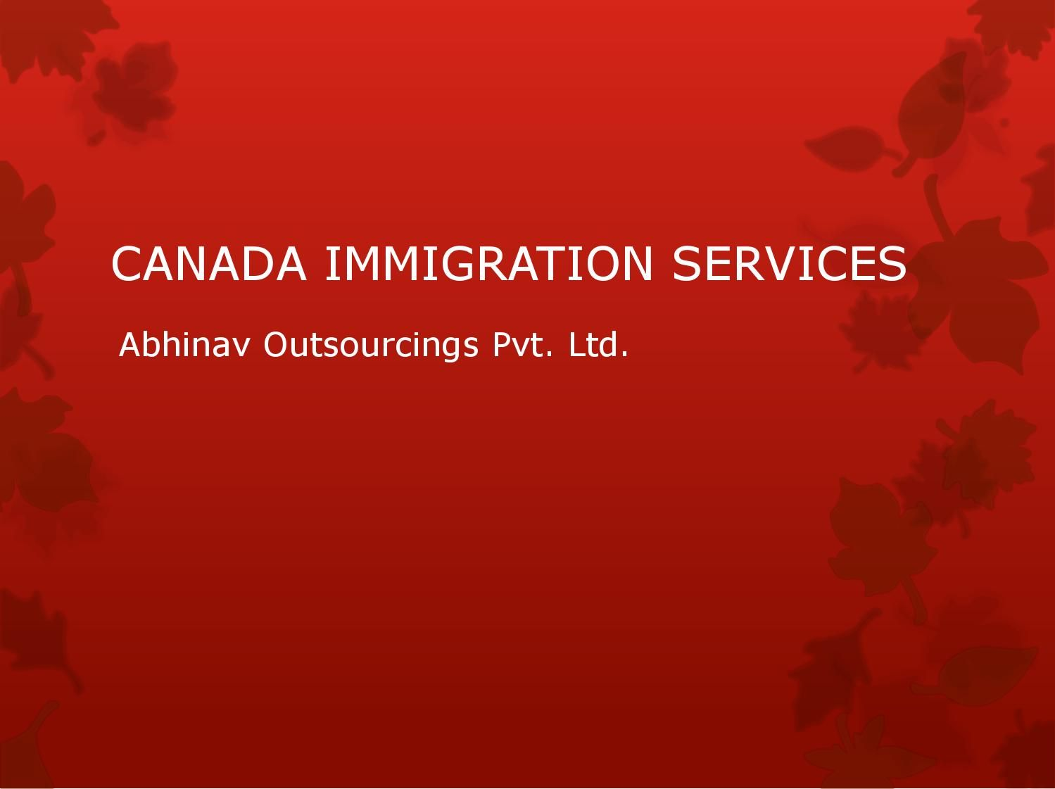 Immigration to canada Immigration canada, Canada