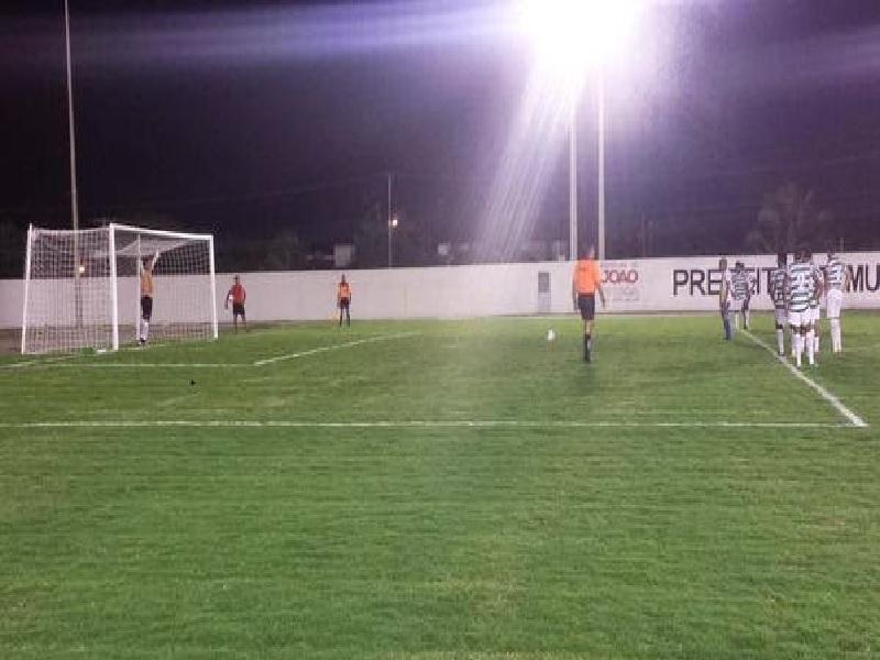 Portal Esporte São José do Sabugi: Campeonato Paraibano: Ribinha marca dois, Lucena v...