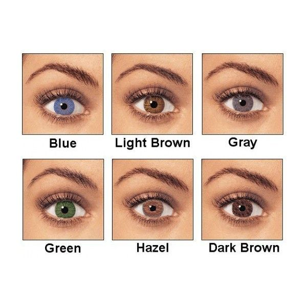Best Hair Color For Blue, Light Brown, Green, And Hazel