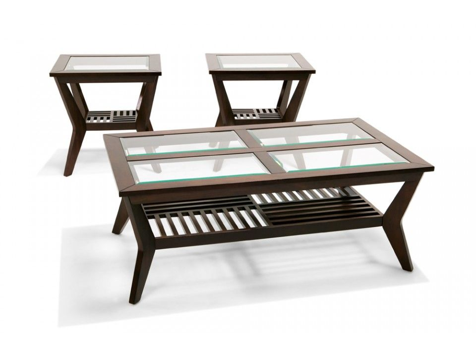 Norway Coffee Table Set   Coffee & End Tables   Living Room   Bob\'s ...