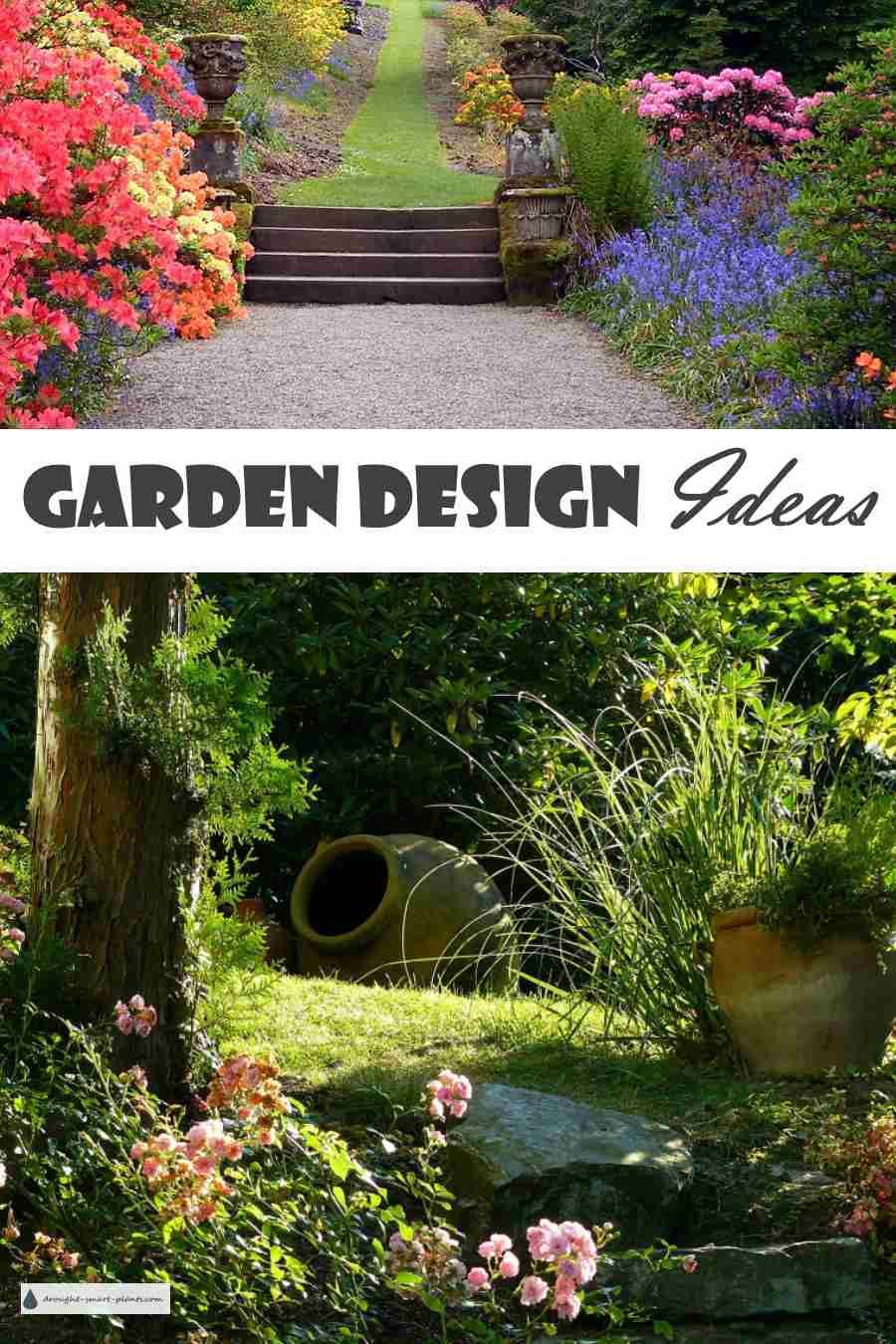 Garden Design Ideas For Xeriscaping And Low Maintenance Landscaping Garden Design Garden Design Layout Low Maintenance Garden