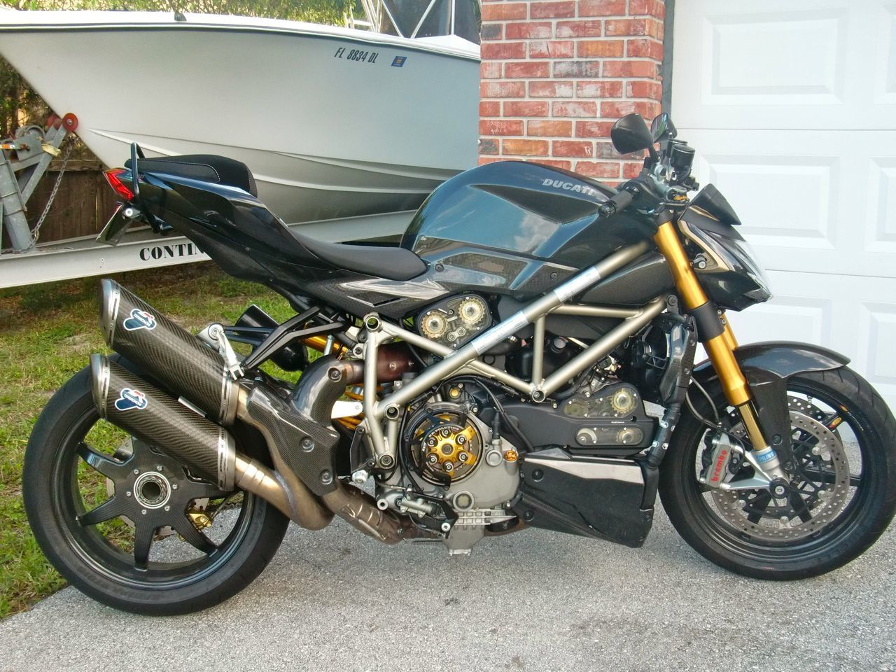 Ducati Streetfighter 1198R
