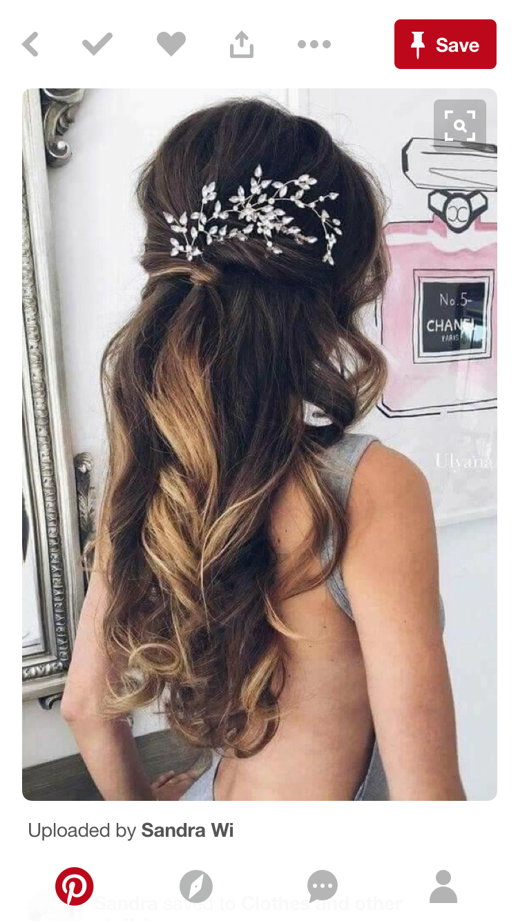 Pin by lisamarie on hair pinterest wedding hairstyles hair and