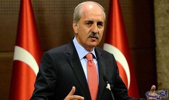 نائب رئيس الوزراء التركي ينفي نية بلاده…: نائب رئيس الوزراء التركي ينفي نية بلاده الإبقاء على قواتها في سورية