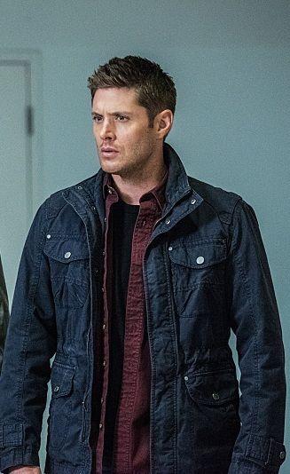 Supernatural Jensen Ackles (Dean Winchester) Brown Jacket