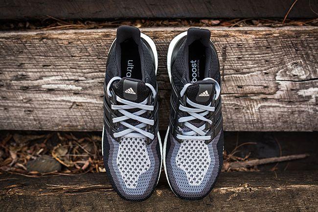 Adidas Ultra Boost Primeknit Grey
