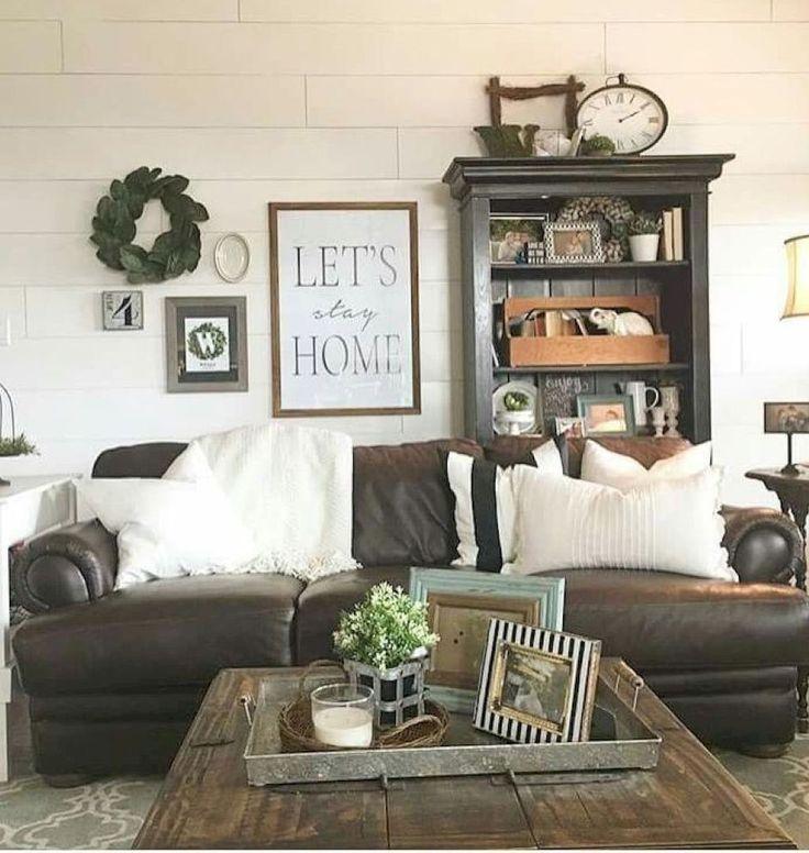 79 Cozy Modern Farmhouse Living Room Decor Ideas: Cozy Modern Farmhouse Living Room Decor Ideas (11)