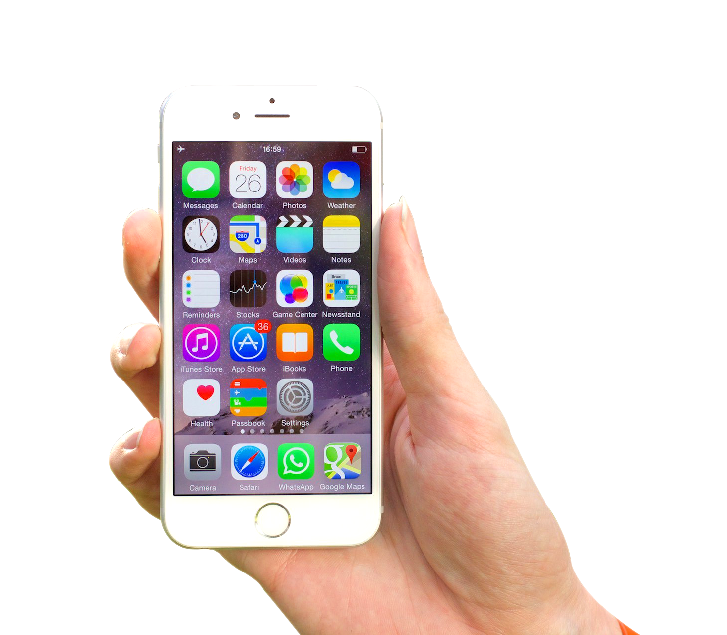 Hand Holding Iphone Png Image Iphone Best Smartphone Phone