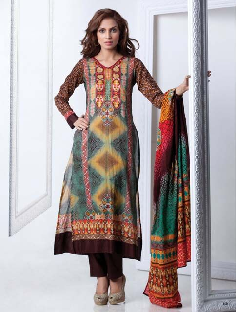 Pakistani New Dress Designs