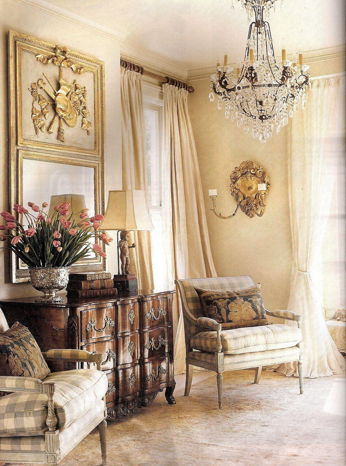 EVERYTHINGfurniture mirror curtains chandelier Dream Home