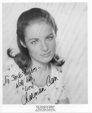 Charmian Carr Sound of Music Photo