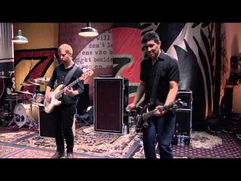 ▶ Foo Fighters Rope {LIVE Studio 606} - YouTube