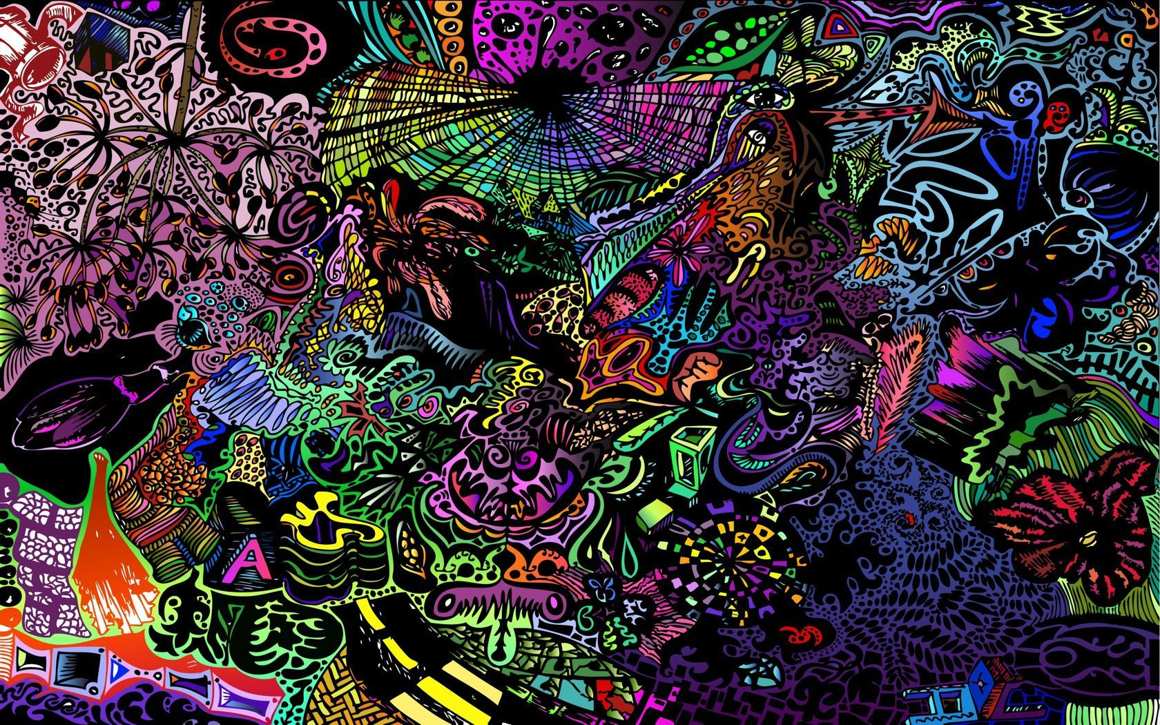 575 Wallpapers (All 1080p, No watermarks) Trippy