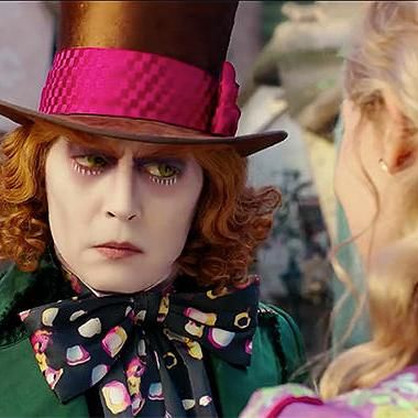 Alice Must Save The Hatter In Through The Looking Glass Clips