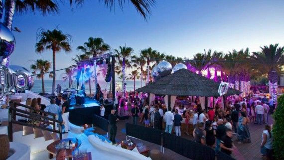 5 Best Things To Do In Marbella Nikki Beach Marbella Marbella Spain Marbella Beach