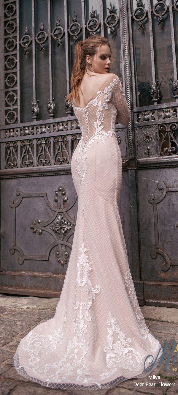 We love milva wedding dresses u collection pleasures of