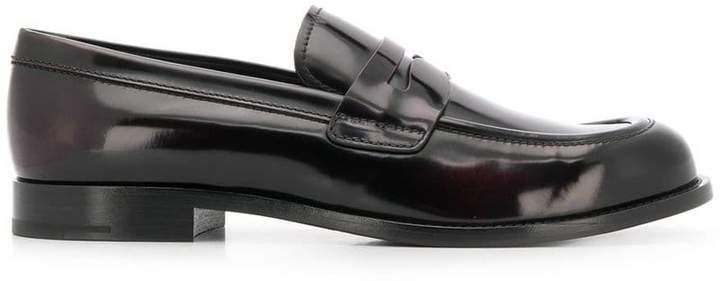 444b7d4d Prada classic penny loafers | Products in 2019 | Loafers, Penny ...