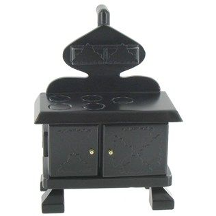 Mayberry Street Miniature Black Stove @ Shop Hobby Lobby ($9.99)