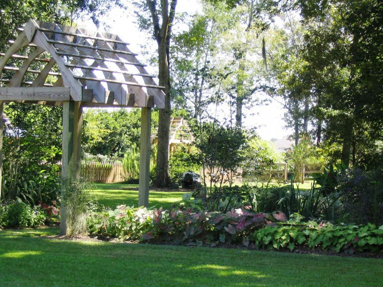 45 Shade Garden Ideas Under Trees - SILAHSILAH.COM ...