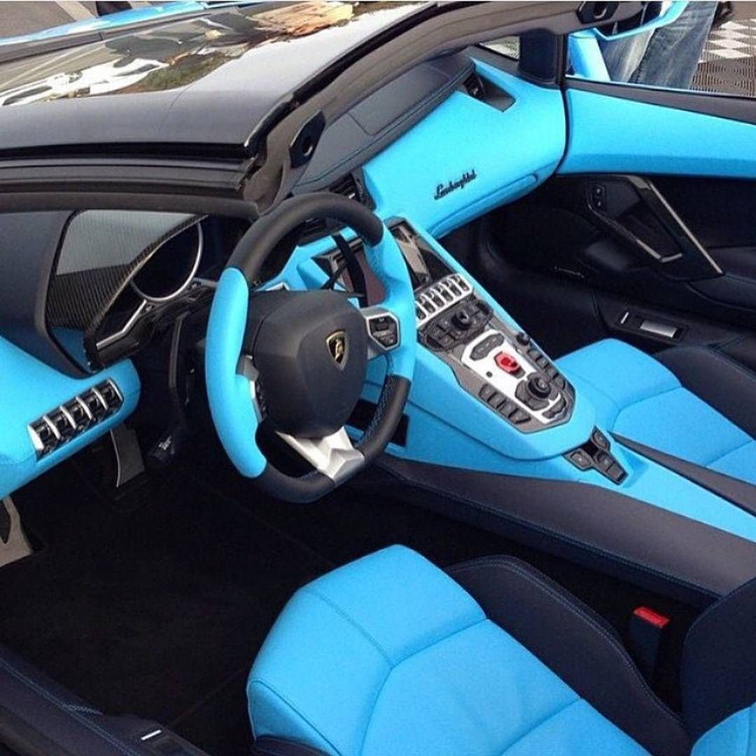 Lamborghini Interior Via Supercar Club