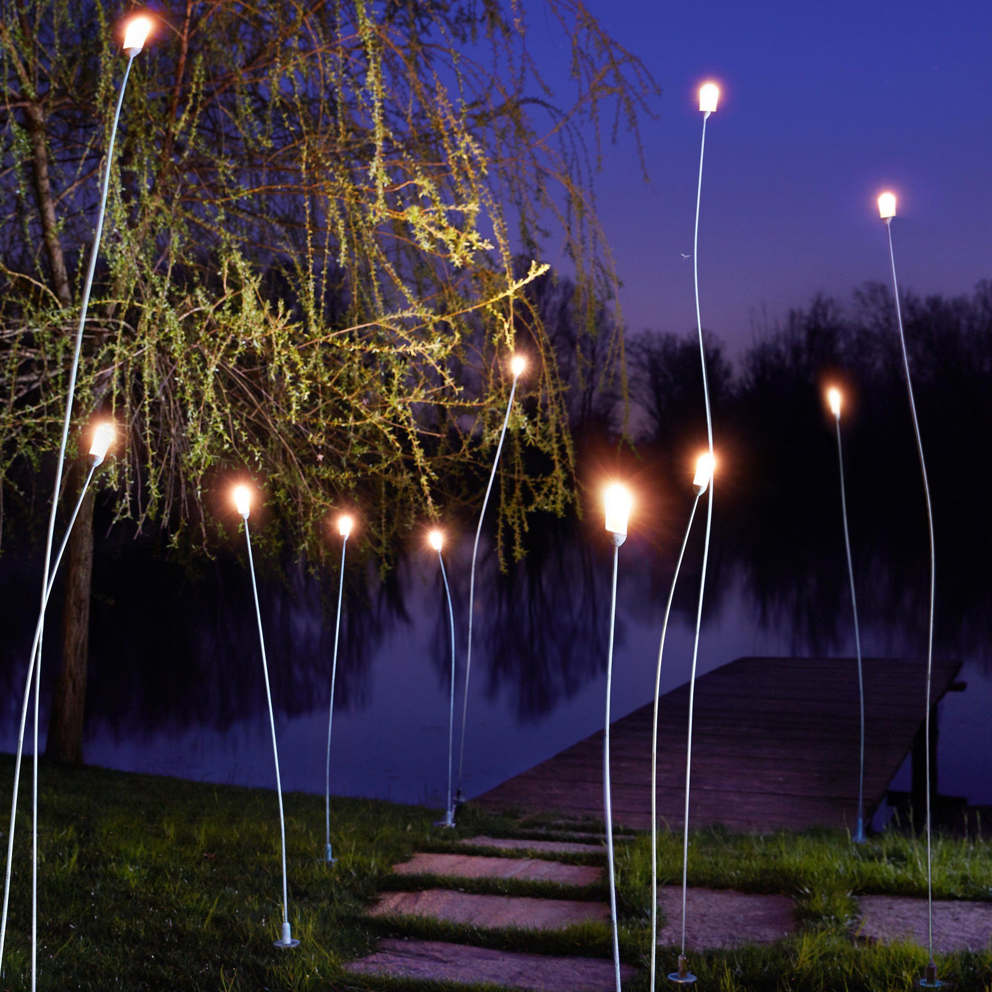 Fancy Mini Mini Floor Light By Zava With Images Outdoor