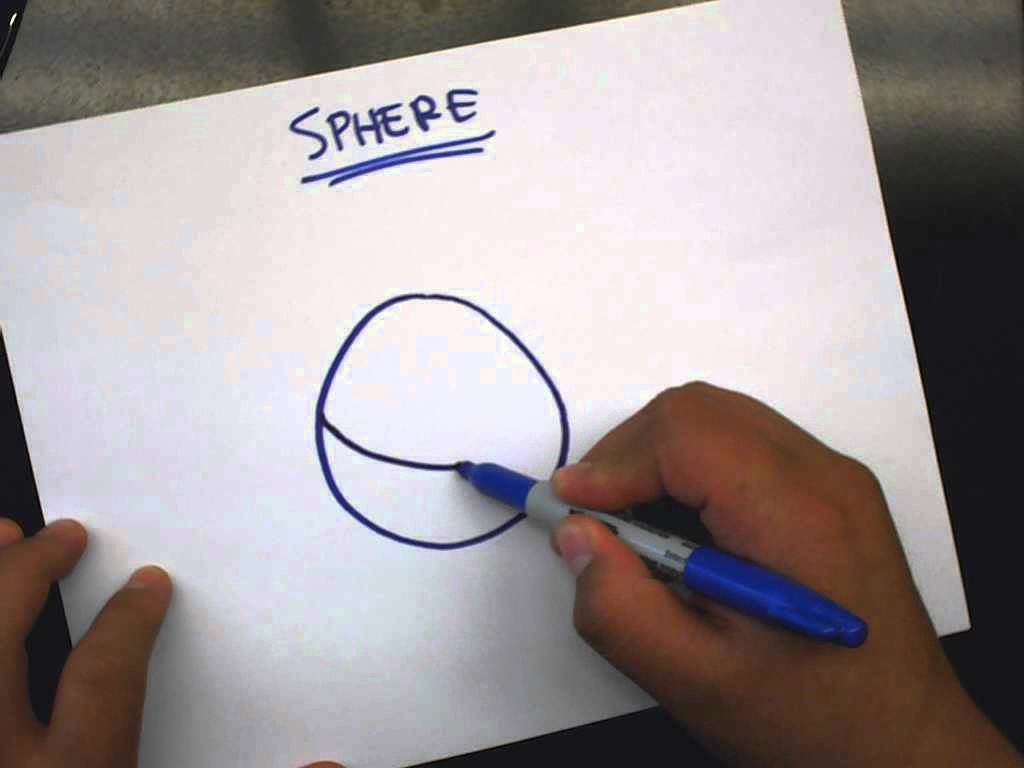 Direct A Draw For 3d Shapes