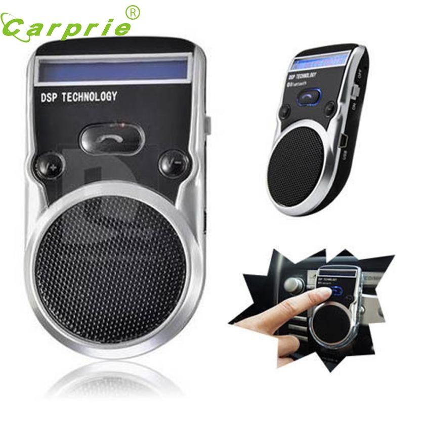 New arrival led speaker solar powered bluetooth handsfree