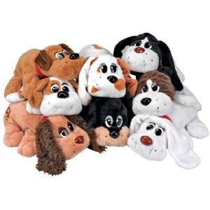 Before there were beanie babies!