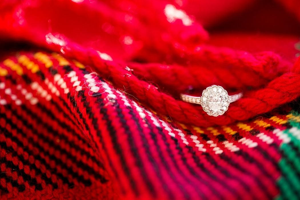 Such a lovely ring (Katelyn James Photography)