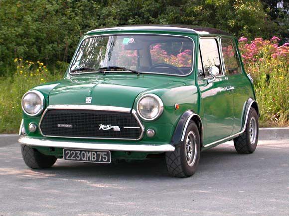 Innocenti Mini Mk III