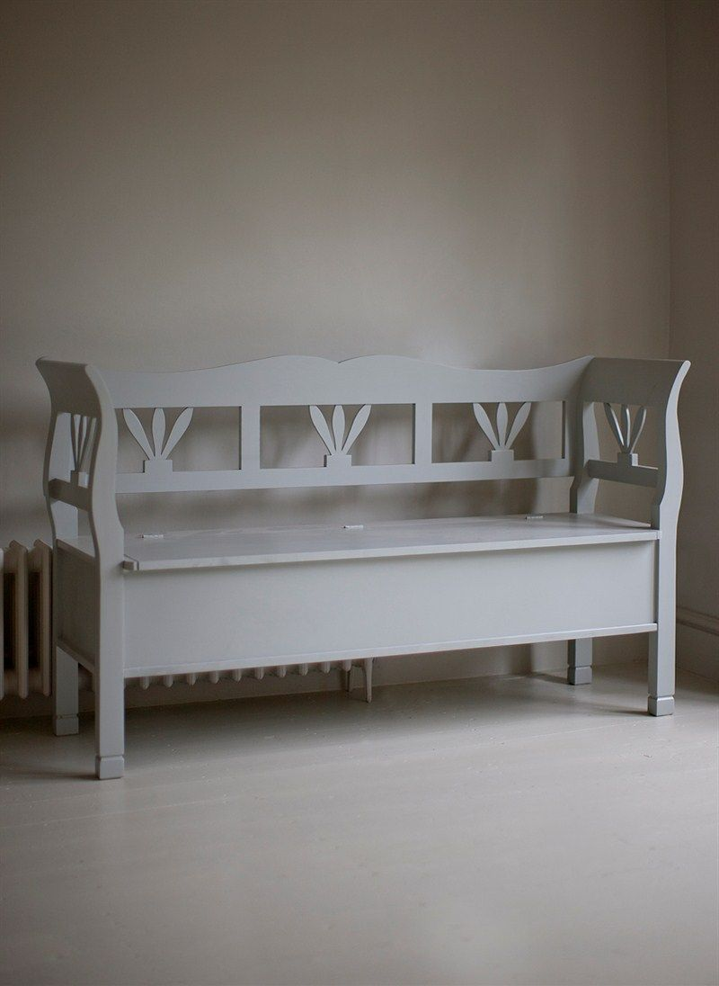 Hungarian Settle Bench In Large Home Sweet Home Pinterest