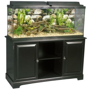 Top Fin® Center Shelf Aquarium Stand Aquarium stand