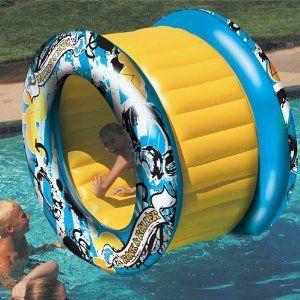 Pool Human Hamster Wheel Hahahahaha Pool Toys And Floats Pool