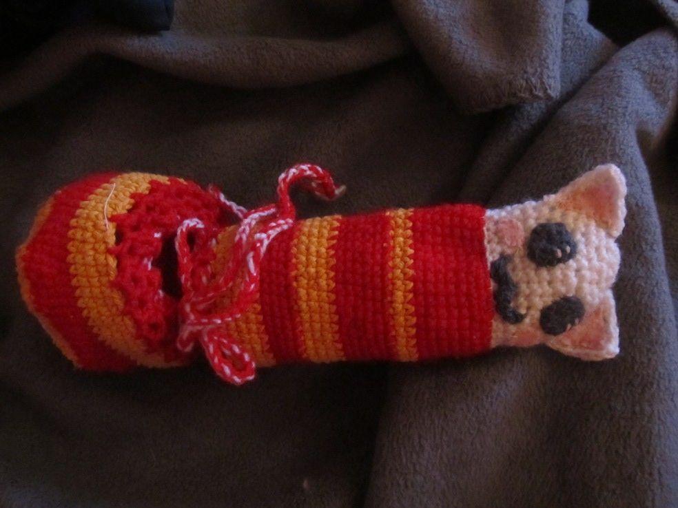 Willie Warmer Crochet Pattern Willy Warmer Crocheted Willy Warmer