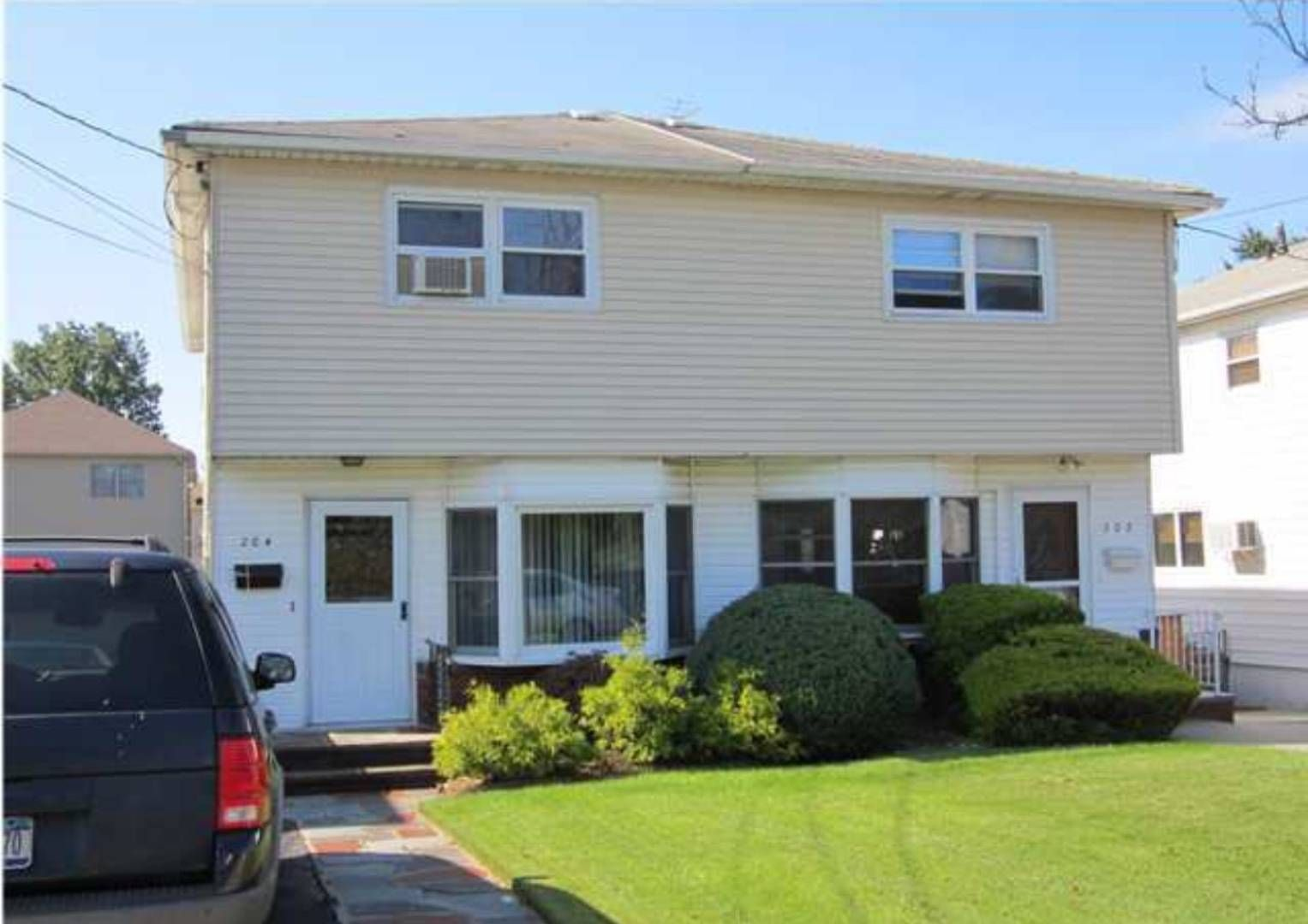 204 Stobe Avenue Is A Single Family Semi Attached Colonial House