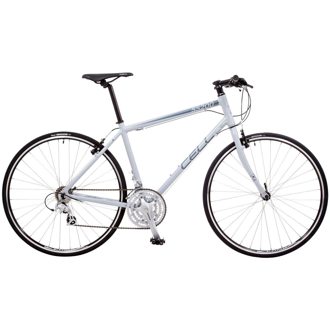 Cell Ss200 Flat Bar Road Bike Bike Flat Bar Road Bike Biking