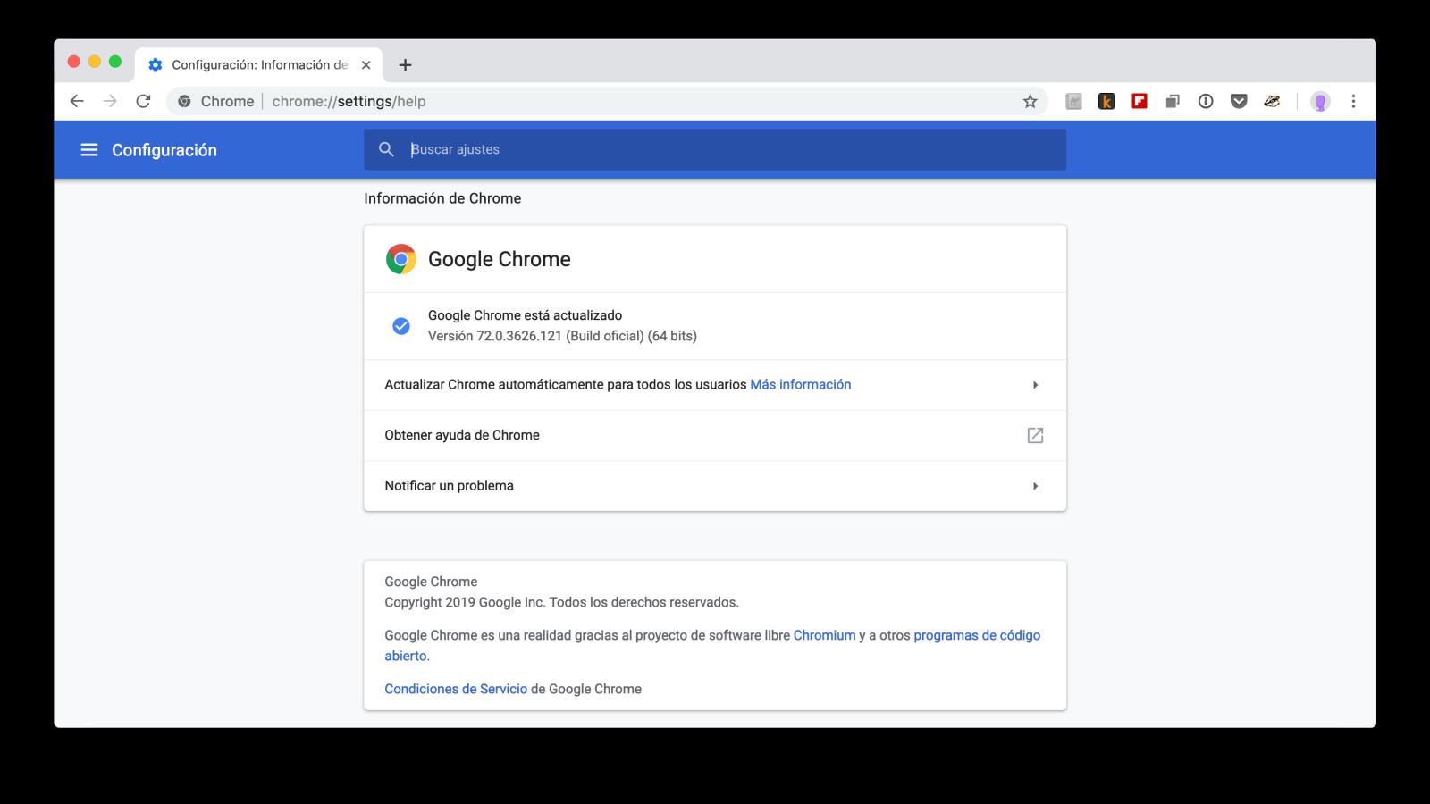 Hay un fallo de seguridad en Chrome y Google recomienda
