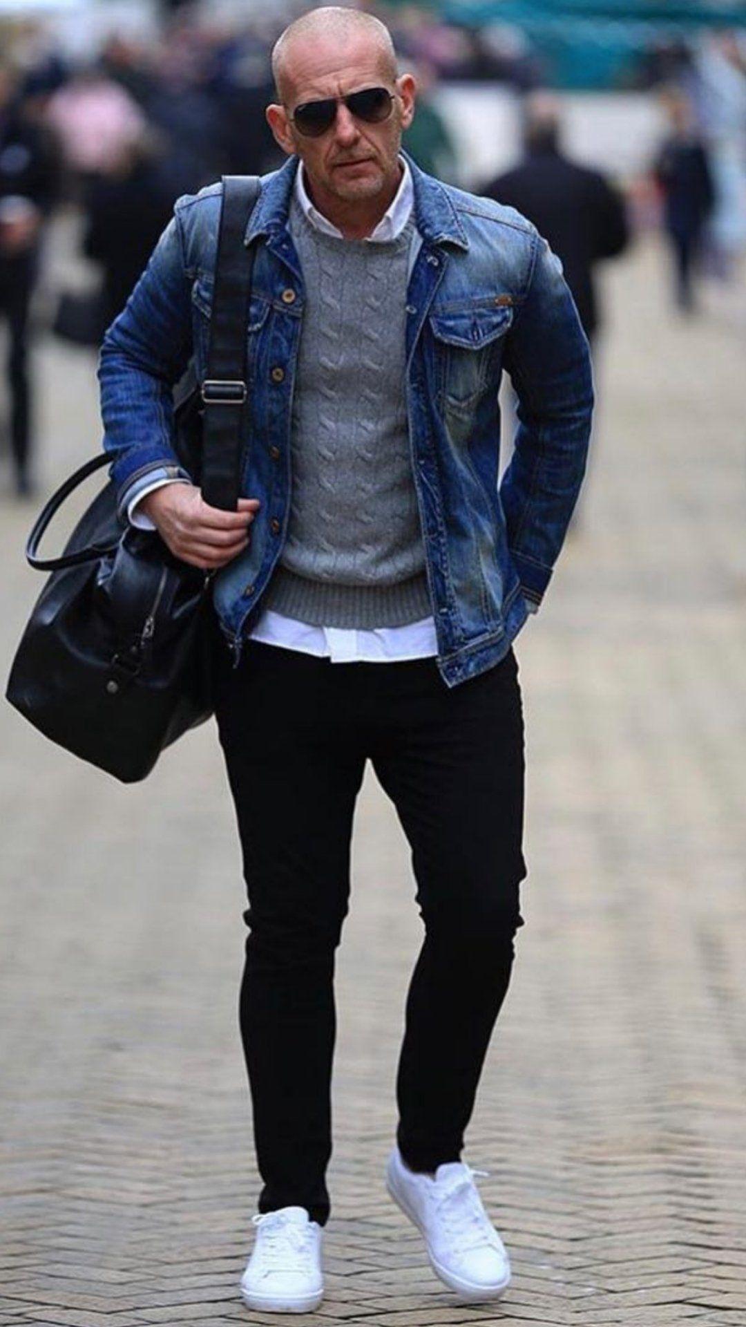 Top 5 Street Style Looks For Bald Men In 2019 Savoir Faire Mens