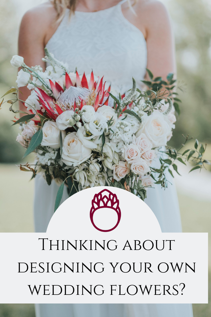 All The Information You Need To Know To Be Able To Handle Your Own Wedding Flowers Easily And Str Wedding Flower Design Flower Bouquet Wedding Diy Your Wedding
